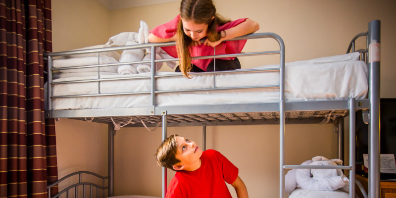 best western moat house hotel bunk beds
