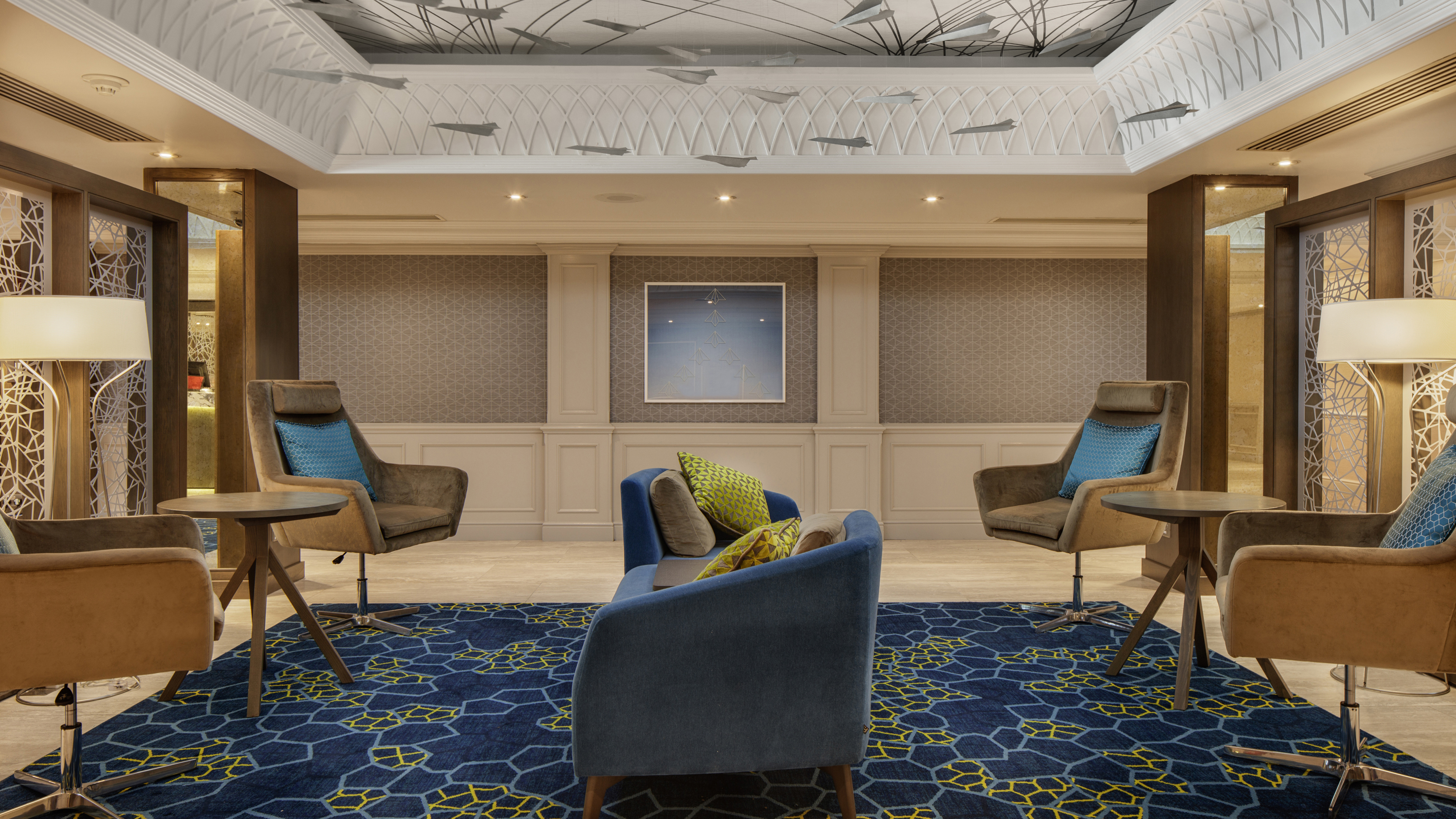 hilton east midlands reception new