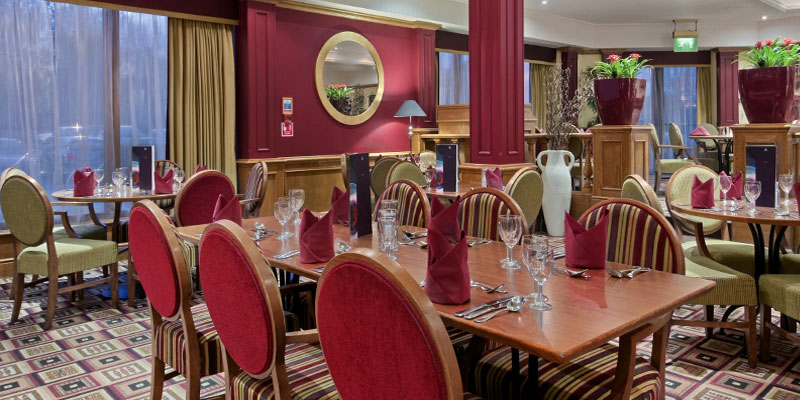 hilton east midlands restaurant