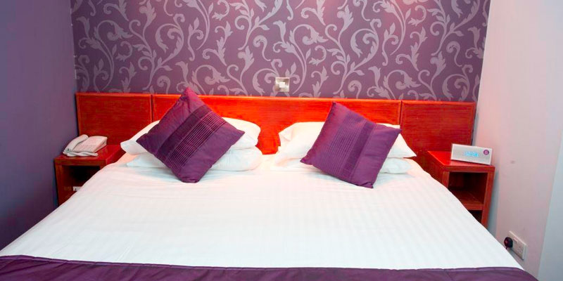 best western nottingham room
