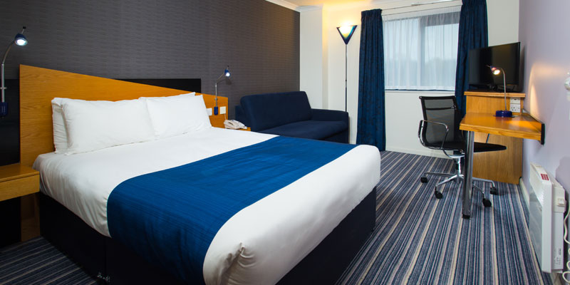 holiday inn express stafford double room