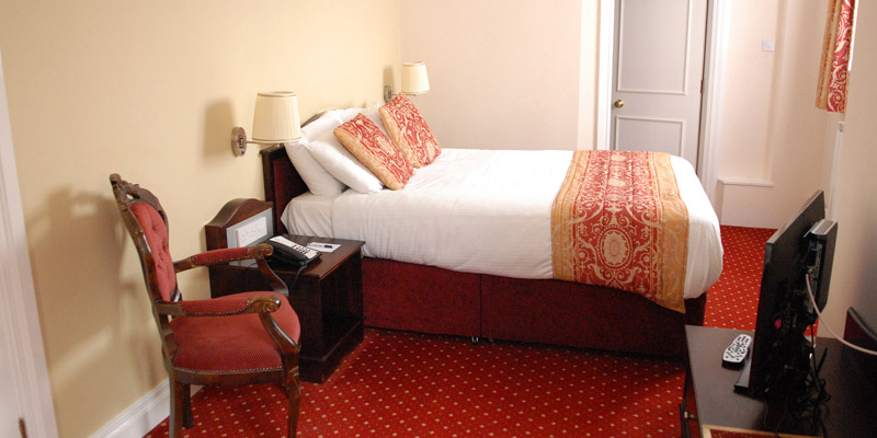 best western crewe arms hotel double